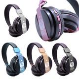 Fone Ouvido Bluetooth Fm Mp3 Cartão Sd Ultrabass Hz18 Nf