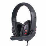 Fone Ouvido Gamer Headset Microfone Usb Pc Pronta Entrega