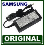 Fonte Carregador P  Samsung Notebook Ad6019 19v 3 16a Rv411