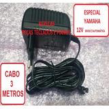 Fonte Yamaha Psr450 Psr420 Psr410 Psr400 Psr350 Frete Grátis