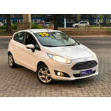 Ford New Fiesta Hatch Se Powershift Automático 2mil Ent 999