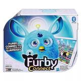 Furby Connect Coral   Nova Geração blue