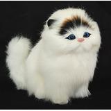 5c7040901c91bb Gato Branco Pelucia | Loja do Som - Shopping, Música, Vídeos e ...