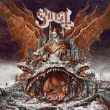 Ghost Lp Prequelle Deluxe Lp   10  Ep Vinil 2018 Clear Vinyl