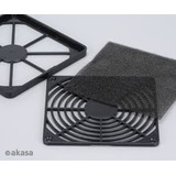 Grade Filtro Com Tela Para Fan Cooler Akasa 80mm 8cm Grm80