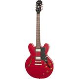 Guitarra Epiphone Es335 Dot Cherry Na Loja Cheiro De Música