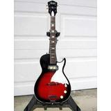Guitarra Harmony H47 Mercury   Com Case  Muito Original 1962