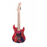 Guitarra Infantil   Homem Aranha