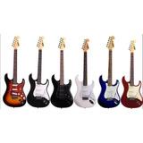 Guitarra Tagima Memphis Strato Mg32 Com Alavanca
