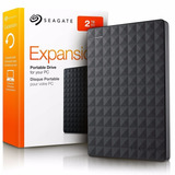 Hd Externo Seagate Expansion 2tb Usb 3 0 Ps4 Xbox One