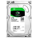 Hd Seagate Desktop 2tb 2000gb 64mb Sata 3 6gb s 7200rpm