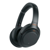 Headphone Sony Wh 1000xm3 Com Noise Cancelling Preto