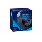 Headset Platinum Wireless Fone S  Fio Ps4 Vr Sony Lacrado