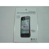 Iphone 4 E 4s Pelicula Protetora Frente E Verso Fosca Screen