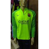 3fcefba6a99f6 Agasalhos   Jaqueta Barcelona Oficial Tam