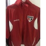 18b7d326280 Jaqueta São Paulo Futebol Clube Reebok oficial