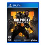 Jogo Call Of Duty Black Ops 4   Ps4    pronta Entrega
