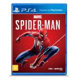 Jogo Marvel Spider Man   Homem Aranha   Spiderman Ps4
