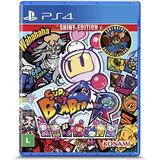 Jogo Super Bomberman R   Ps4