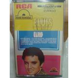 K7 Elvis Presley Disco De Ouro