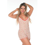 05806900b Kit 10 Baby Doll Short Doll Revenda Atacado Pijama Dormir