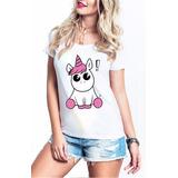 Kit 10 T shirts Blusas Feminina Roupas Atacado Revenda