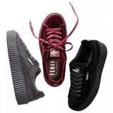 Kit 2 Puma Fenty By Rihanna Crepper Vuludo Velvet Original