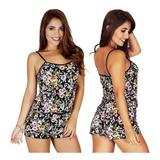 69ab85b7172f09 Short Liganete Estampado   Loja do Som - Shopping, Música, Vídeos e ...
