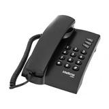 Kit 5 Telefone C Fio Parede E Mesa Intelbras Pleno A 11