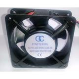 Kit 5 Ventiladores Cooler Ventoinha 120x120x38 110v 220v