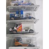 Kit 7 Caminhões Scania Formula Truck Guisval