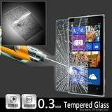 Kit Capa película De Vidro Temperado Para Nokia Lumia 535