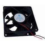 Kit Com 20 Micro Ventilador 80x80x25 Gc Fan Cooler 12v 0 15a