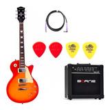 Kit Completo Guitarra Strinberg Les Paul Lps 230 Cs Oferta