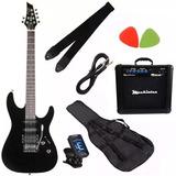 Kit Guitarra Tagima Memphis Mg 230 Regulada Promoção  Oferta