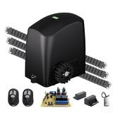 Kit Motor Para Portão Eletrônico Deslizante 1 5 Rcg 300kg