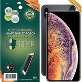 Kit Película | Iphone X | Hprime Nano Fosca Frente Verso