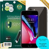 Kit Película Iphone 8 4 7 | Hprime Nanoshield Frente Verso