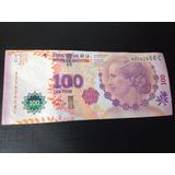 L 1204   Maravilhosa Cédula Evita Peron 100 Pesos Argentinos