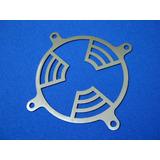 Lasergrill Radiotivo Aço Inox Grade Grill Fan Casemod 80mm