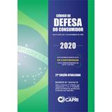 Livro Código De Defesa Do Consumidor 2020   Placa Adesiva