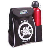 Lixeira Lixo Lixinho P  Carro Com Porta Copos Splody 100 135