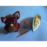 Lote Brinquedos Barco Delvin Boneco Furby