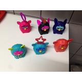 Lote Com 6 Furbys   Mcdonalds    Mcdxxx