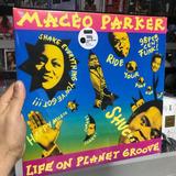Lp Maceo Parker   Life On Planet Groove Vinyl Duplo Importad