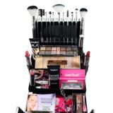 Maleta Com Maquiagem Completa Ruby Rose Luisance Espelho M66