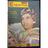 Manchete Esportiva Nº 187  Jul 1959  Fotonovela Maria Ester