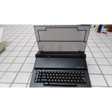 Maquina De Escrever Elétrica Olivetti Praxis 20