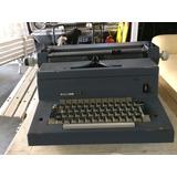 Máquina De Escrever Olivett Tecne 3 No Estado Sem Teste