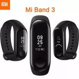 Mi Band 3 Relógio Pulseira Monitor Cardíaco Xiaomi